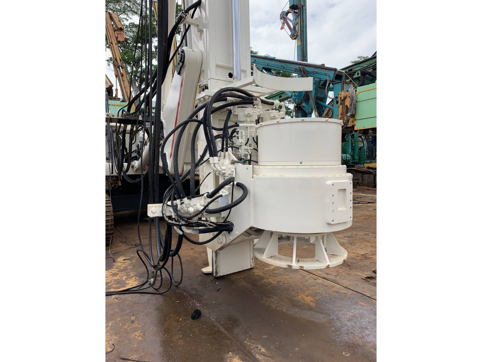 MAIT 260 KN DRILLING RIG