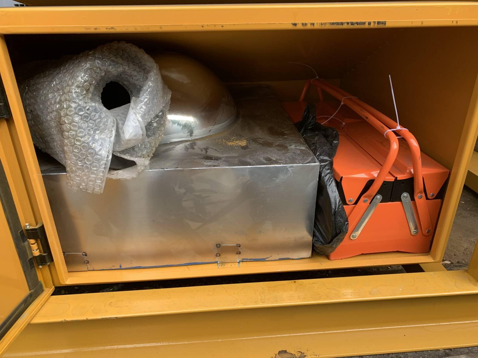 NEW JP NELSON ECO-250 DESANDER
