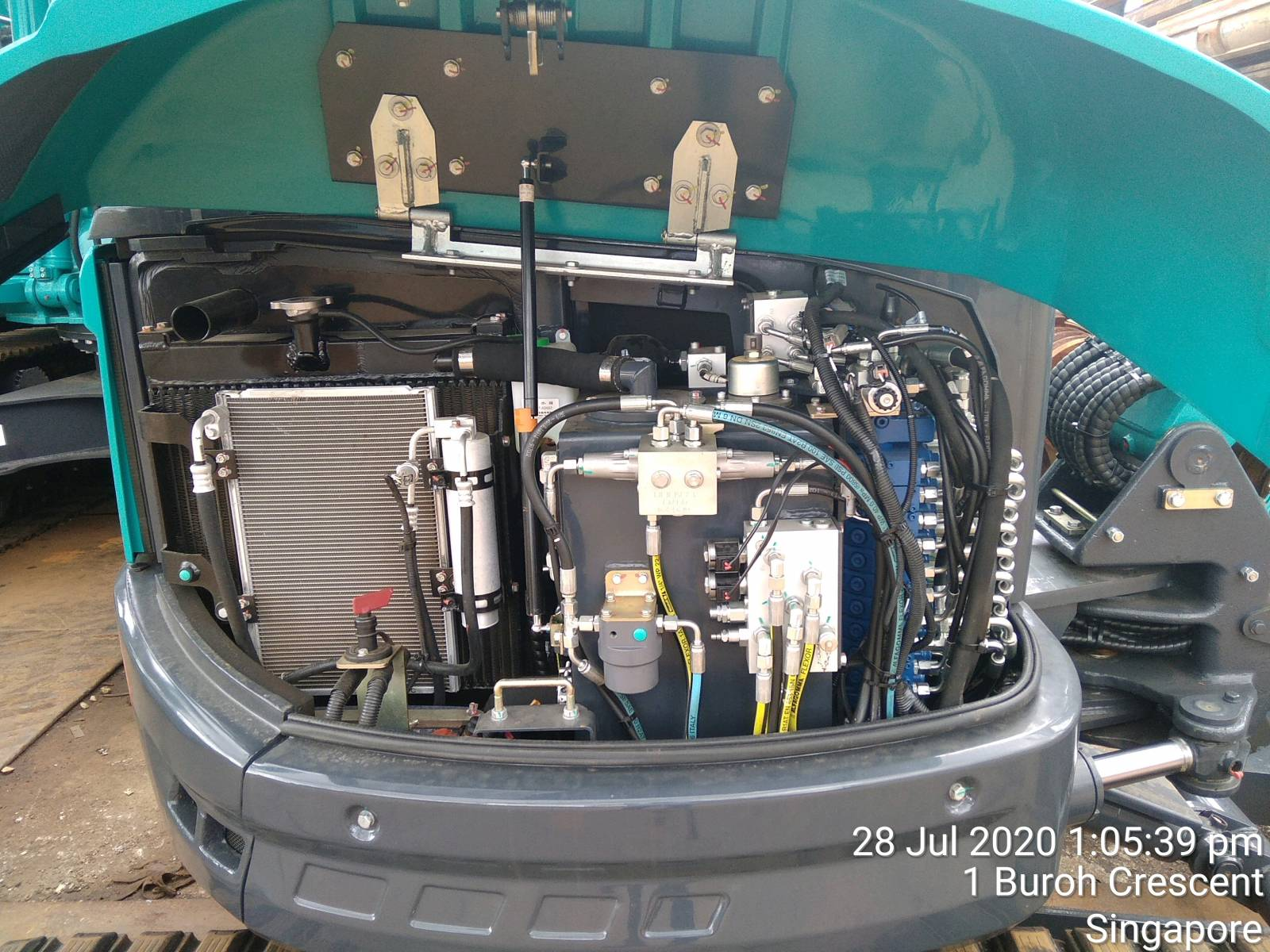 NEW SUNWARD SWE35UF MINI EXCAVATOR