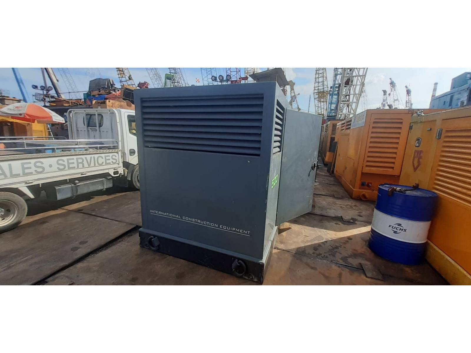 ICE 500 POWER PACK